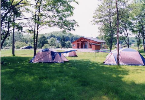 自然の森キャンプ場