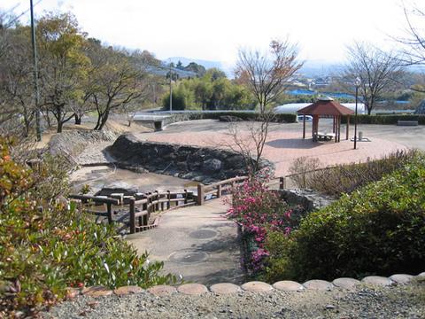 不動の滝カントリーパーク