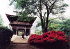 天童山景徳院