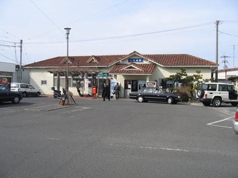 JR三本松駅