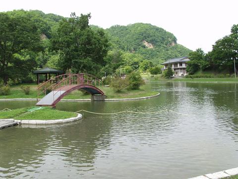 義経の里本別公園