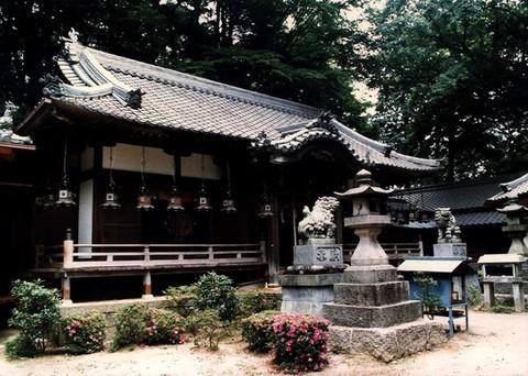 笠山三宝荒神社