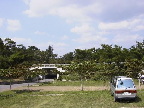 うるま市石川イベント公園(闘牛場)