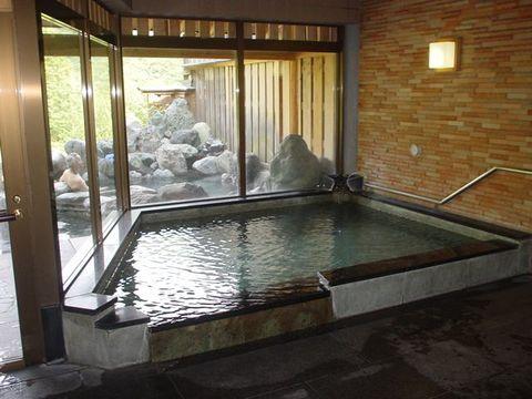 金山沢温泉