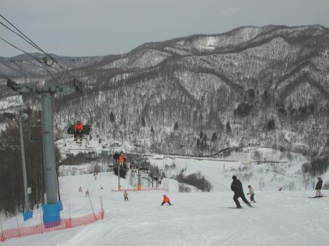 美唄スキー場