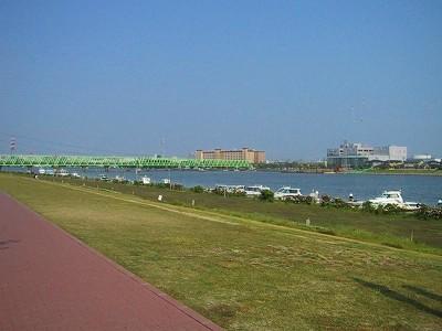 信濃川やすらぎ提