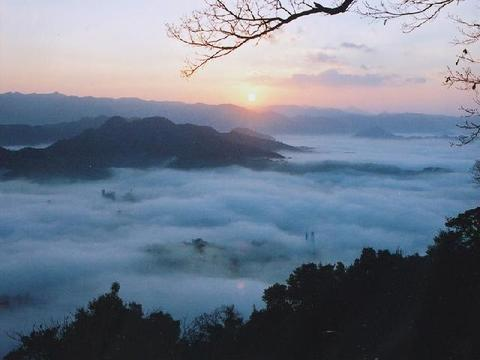 鴻の峰からの展望