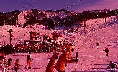 長岡市営スキー場