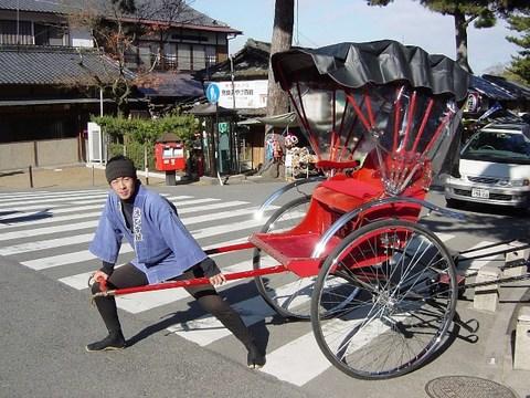 観光人力車