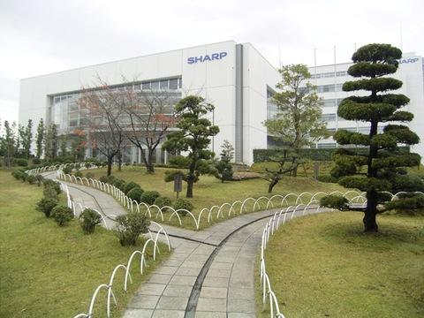 シャープ工場