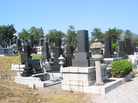 蟻ヶ崎霊園
