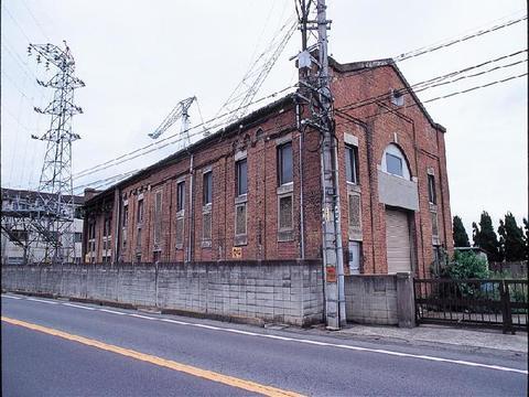 旧火力発電所