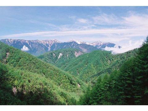 丸山林道ビューポイント