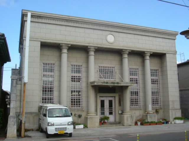 旧百十四銀行長尾支店
