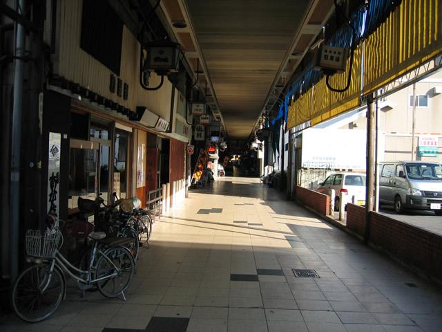 坂出市本町商店街