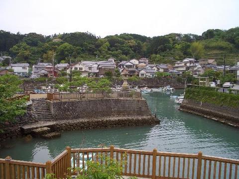 日本最古の掘込港湾