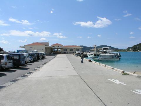 Zamami Port