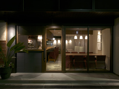 大阪府内レストラン
