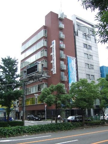 A office in Osaka city