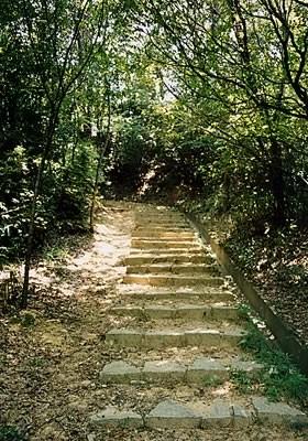 Osaka prefectural Chikatsu asuka fudoki hills