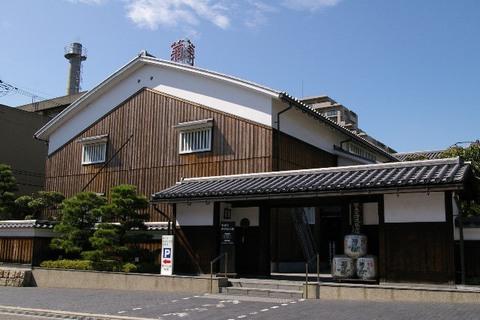 The Hakutsuru Sake Brewery Museum