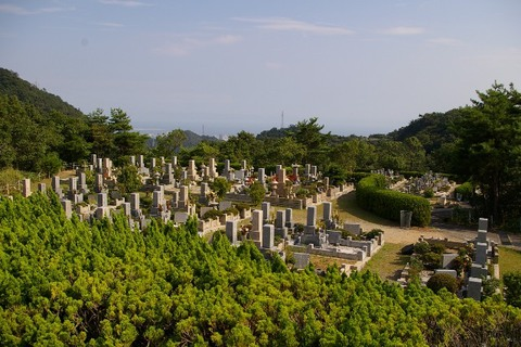 Hiyodorigoe Cemetery
