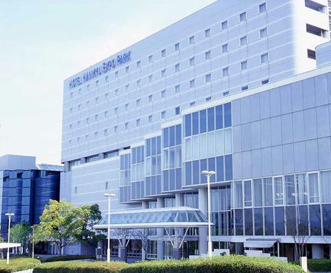 A hotel in Osaka prefecture
