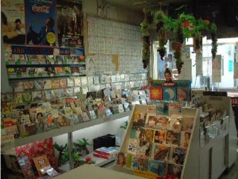 A retrospective CD shop