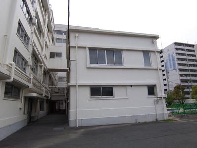 A company in Osaka city
