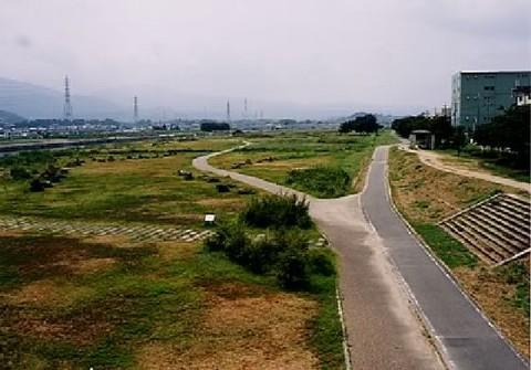 府営公園(石川河川公園)