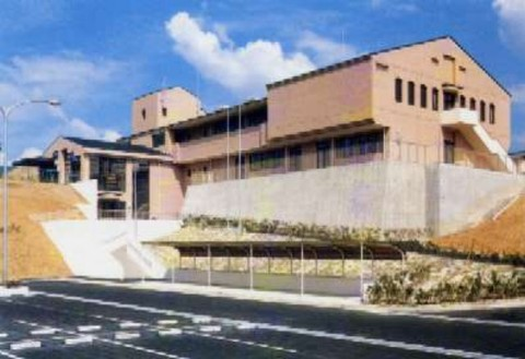 A community center  in osaka prefectuer