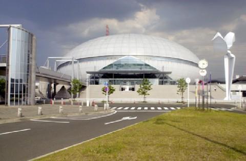 大阪府立門真スポーツセンター