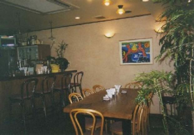 大阪市内喫茶店