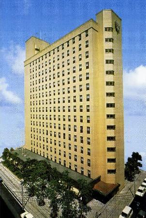 A Hotel in Osaka city