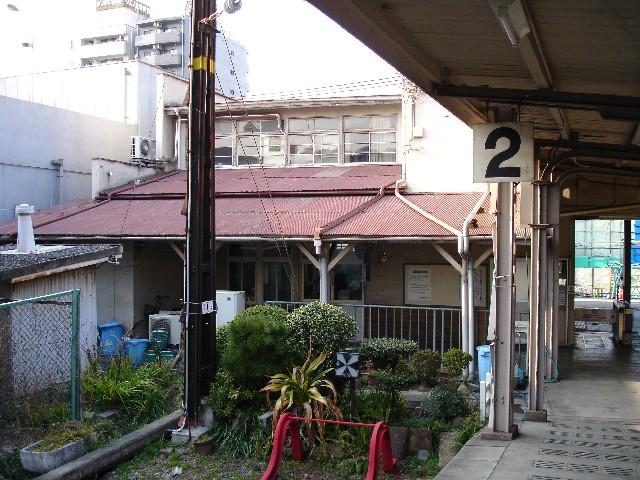 Nankai Shiomibashi station