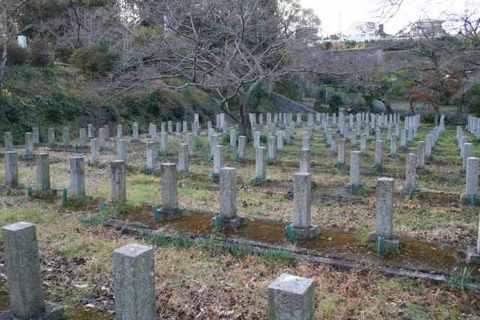Sakuragaoka Graveyard