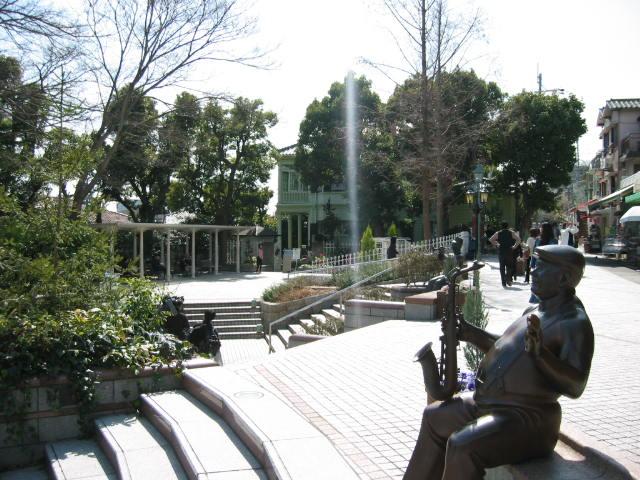 Kitano-cho Plaza