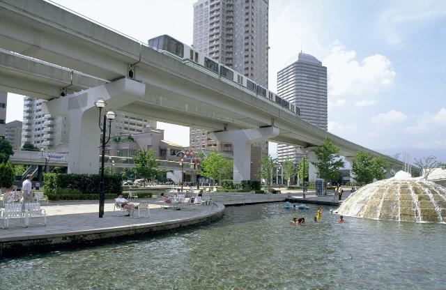 River Mall Park