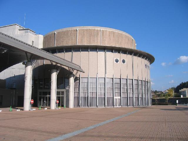近代的なホール