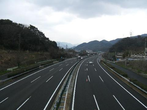 中国自動車道〜関門自動車道