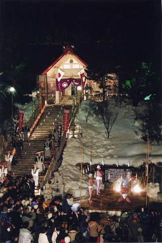寒中みそぎ祭
