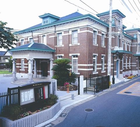 旧古賀銀行跡