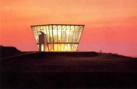日の出岬展望台「ラ・ルーナ」