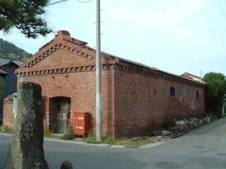 赤煉瓦工場跡