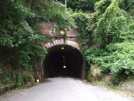 賤ヶ岳トンネル