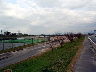 各種スポーツが楽しめる公園