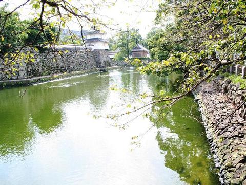 Funai Castle Ruins