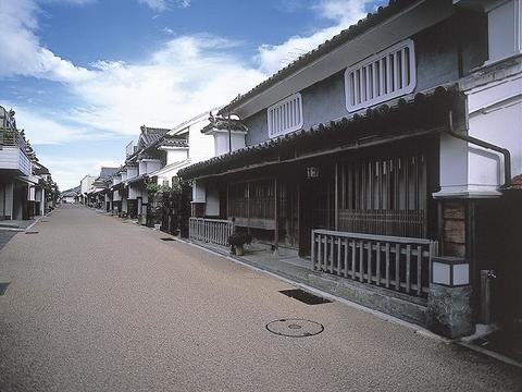 Udatsu Townscape