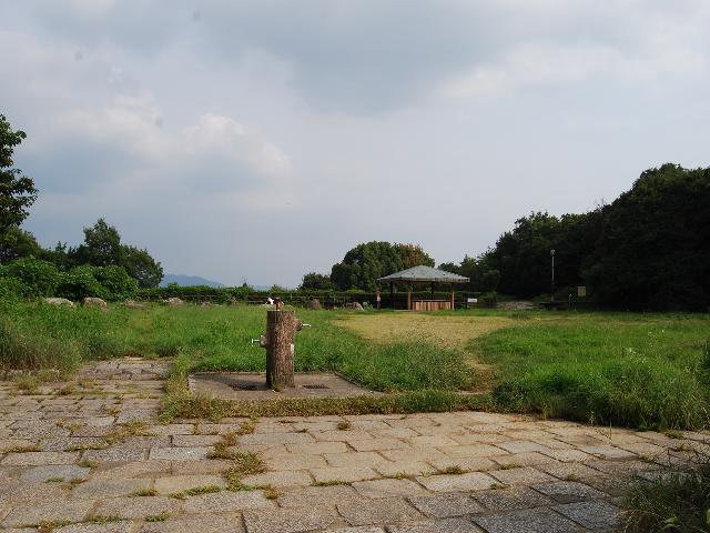 Higashiyama top of a mountain park