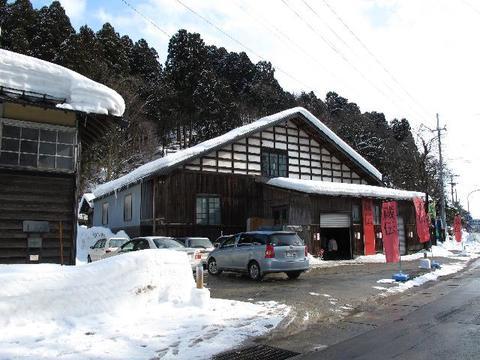 太田家の蔵